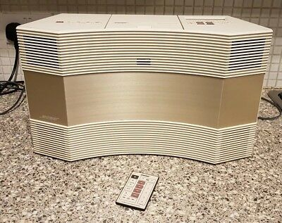 Bose Acoustic Wave Music Model CD-3000 Audio Shelf System Full Working Order