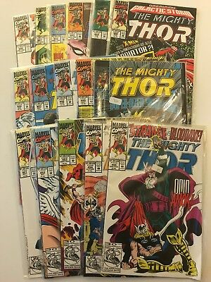 The Mighty Thor Comic Bundle