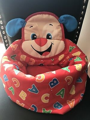 Fisher Price Laugh & Learn Puppy Jumperoo Seat Cover Replacement Part EUC!