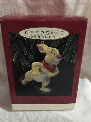Hallmark Keepsake Ornament from Winnie The Pooh Collection:  Rabbit