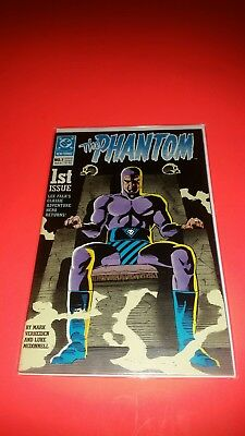 The Phantom Comic Book #1! DC Comics (March 1989)! NM/M!