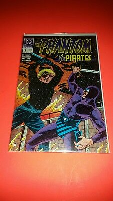 DC The Phantom #3! (1989) NM/MINT!