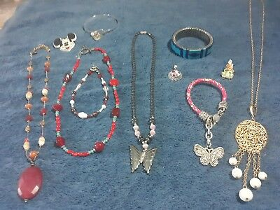 vintage lot of jewelry... All wearable