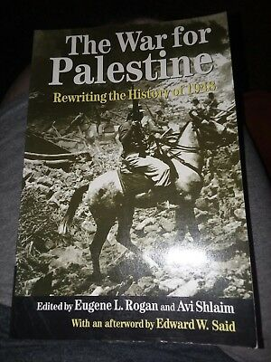 The War for Palestine: Rewriting the History of 1948 Cambridge Mid. Paperback