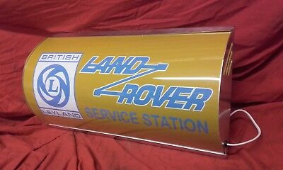 Land rover,series,4x4,defender,off road,mancave,lightup sign,garage,workshop,4