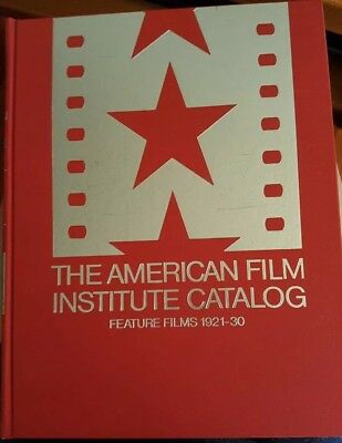 The American Film Institute Catalog of Feature Films 1921-1930 F2
