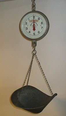 Vintage Penn Scale Mfg. Co. Hanging Scale Series 820