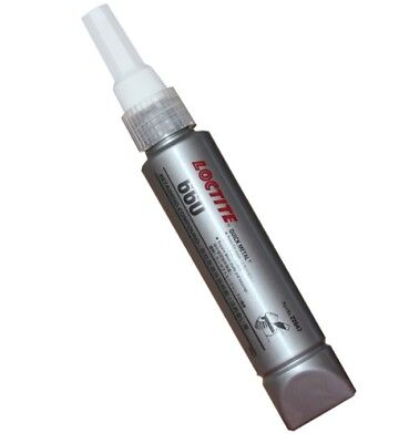 1PC NEW Loctite Quick Metal 660 Retaining Compound 50ml Glue Adhesive