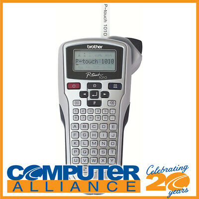 Brother PT-1010S Silver Electronic P Touch Labeller