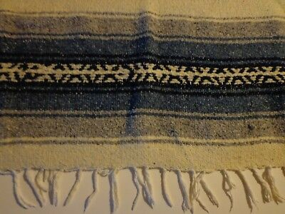 Western-style / Mexican blanket