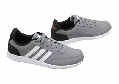 more photos 32974 b7528 Adidas VS Switch 2 K Youth Size 5 Grey Sneaker Shoes DB1706 Free SH