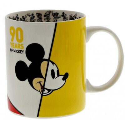Disney Enchanting Mickey Mouse Mug - 90 Years of Mickey Mouse A29413 Authentic