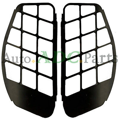 Side Grill Air Discharge Vent Louver 6716571 & 6716573 for Bobcat S130 S150 S160