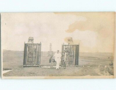 Pre-1918 rppc NICE VIEW Country Of China i3883