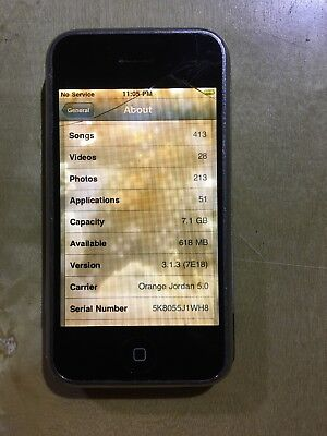 iphone 1st generation 8GB