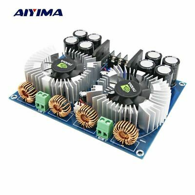 TDA8954TH Digital Audio Amplifier Board 420W*2 High Power Two-channel Dual AC24V