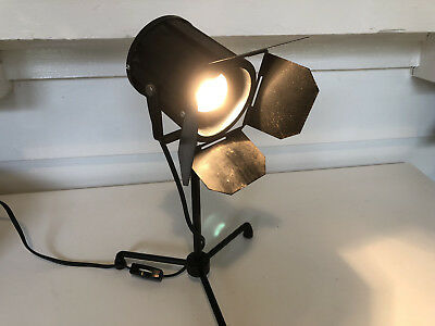 Movie Light Desk Lamp