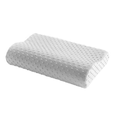 Pillow Memory Foam Orthopedic Latex Neck Contour Sleep Support For Cervical Care