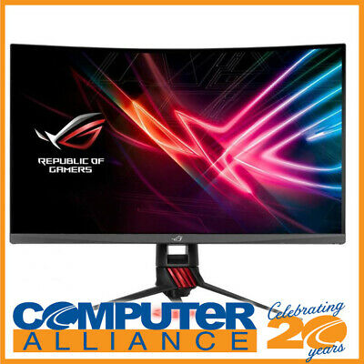 "31.5"" ASUS ROG SWIFT XG32VQ WQHD LED Curved Gaming Monitor with Height Adjust"