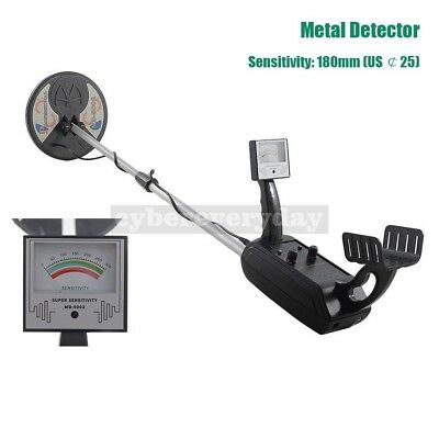 MD5002 Underground Search Metal Detector 1.5m depth Silver Gold Mineral Detector