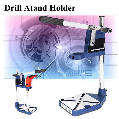 Bench Drill Press Stand Holder Clamp Base Frame For Electric Power Drill