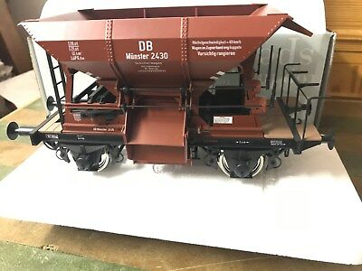 Kiss 206054 1 Gauge Valley Offered Gravel Car New Condition Boxed