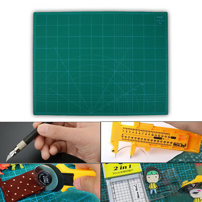 A2A4A5 Double-sided Cutting Mat Self Recovery Mat For Fabric Paper Engraving LQ