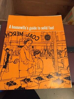 Vintage A Housewifes Guide To Solid Fuel