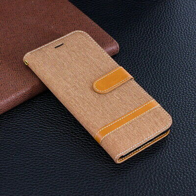 Phone Case for Huawei Y5 2018 Soft Jean Leather