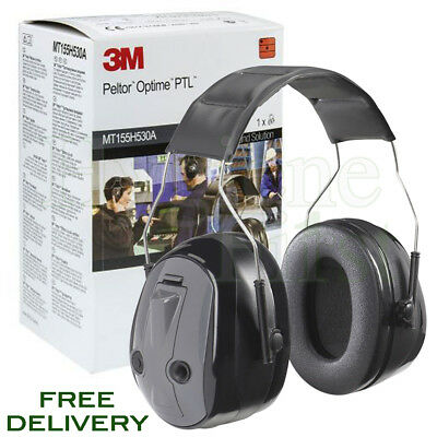 92d7dc8d6fe 3M Peltor Optime Push-To-Listen Electronic Ear Protection Headset **  Reduced *