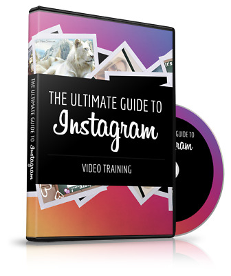 Instagram Marketing Lead Magic - Digital Download Video and Pdf