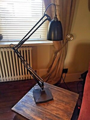Classic Vintage Industrial Herbert Terry Anglepoise 1209 Lamp Desk Table Light