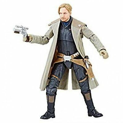 Star Wars The Black Series Tobias Beckett 6-Inch Action Figure #68 MIB