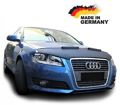 Hood Bra Audi A3 8PA Car Mask Bonnet Cover Front End Stone protection NEW