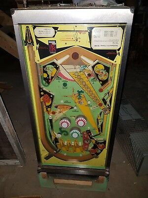 Flipperautomat Bally Hoo Flipper