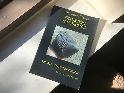 The Robert Haag Collection Of Meteorites (Private Collection Edition) 2003/new