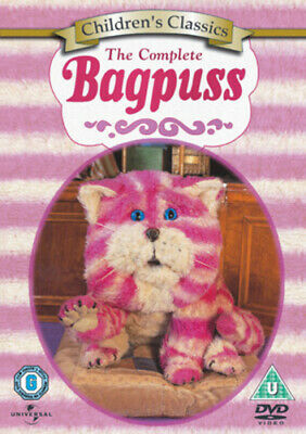 Bagpuss: The Complete Bagpuss DVD (2005) Oliver Postgate