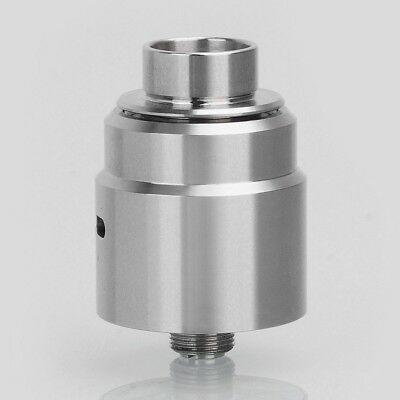 Entheon RDA BF Pin Rebuildable Dripping Atomiser Stainless Steel 22mm