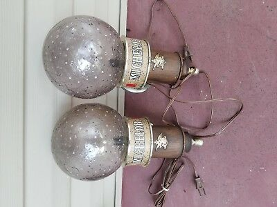 Vintage Beer Lights-Michelob Globe