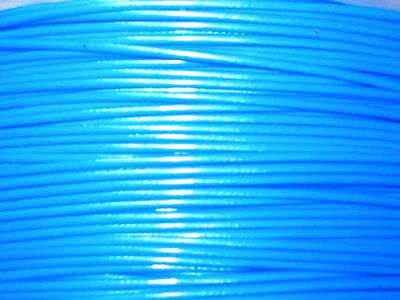 19/0.2 20AWG silver plated copper PTFE Teflon 600V rated 5m various colours