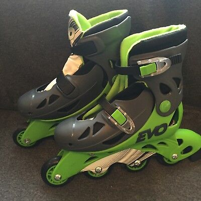 Inline Skates - adjustable - kids size UK 13 - 3