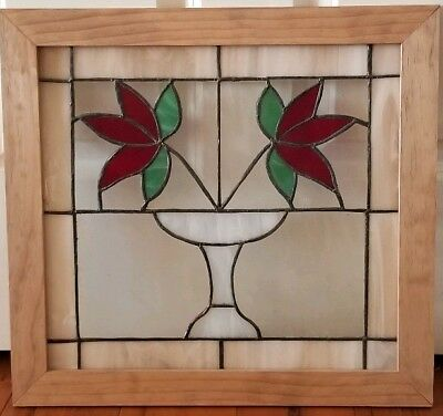 Classic Stained Glass Window