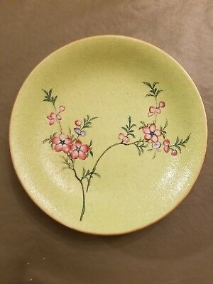 Chinese Mark And Period Incised Dish With Provenanve