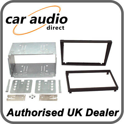 Connects2 CT23VX17 Vauxhall Corsa 2006/> Double DIN Car Stereo Facia Plates Beige