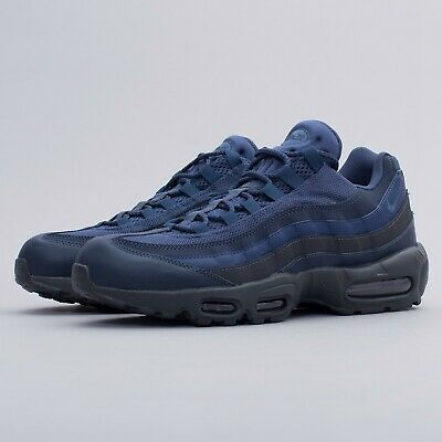 Nike Mens Air Max 95 Essential Squadron Blue Trainers Size UK 6 7 749766400