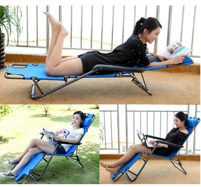 Fine Portable Chaise Lounge Chair Folding Pool Beach Yard Patio Gmtry Best Dining Table And Chair Ideas Images Gmtryco
