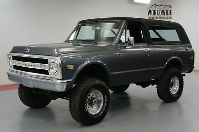 1970 Chevrolet Blazer Restored Lifted