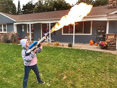 The Boring Company Not-a- Flamethrower 🔥 Used 🔥 Version 001, Serial No.18683