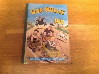 Oor Wullie Annual 2019 (Annuals 2019) By DC Thompson