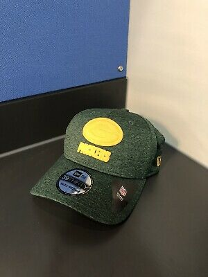 53331e14b9d Green Bay Packers New Era NFL 2018 Stretch Fit Cap Size Small - Medium  Brand New